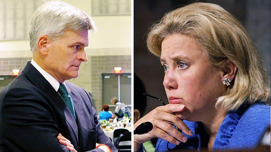 Bitter Louisiana Senate race hits final day