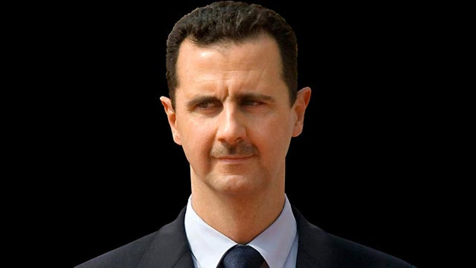 US officials warn Assad against deploying chemical weapons