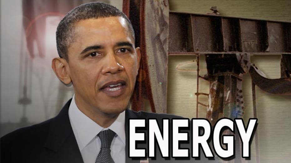 President doing an 'end run' around Congress over energy?