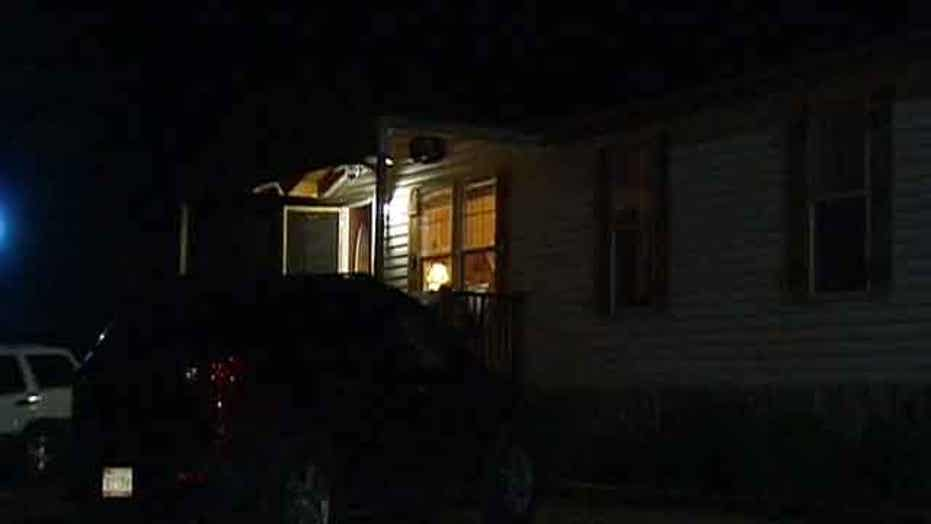 Suspected burglar calls 911 in Texas