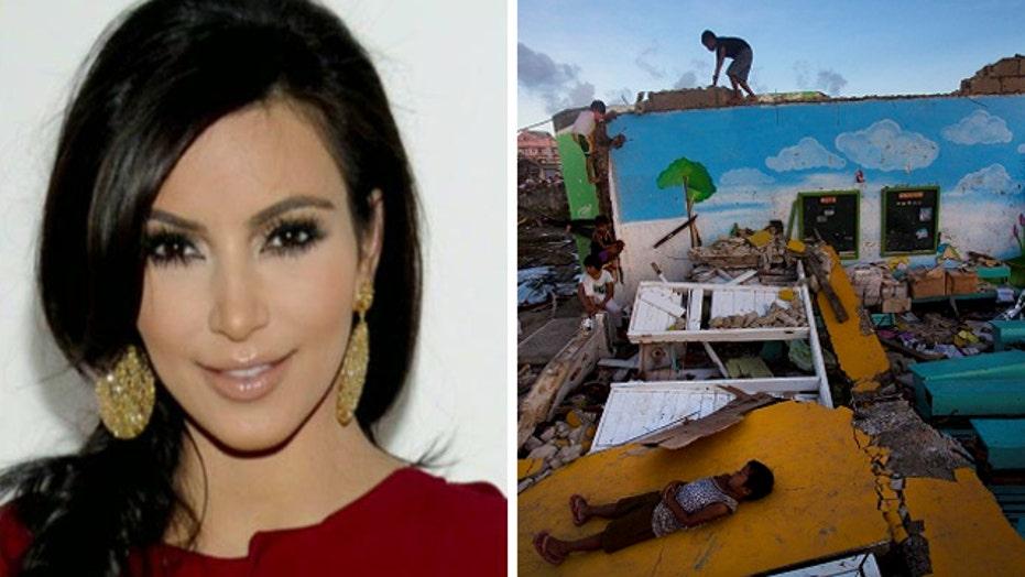 Kardashian charity controversy