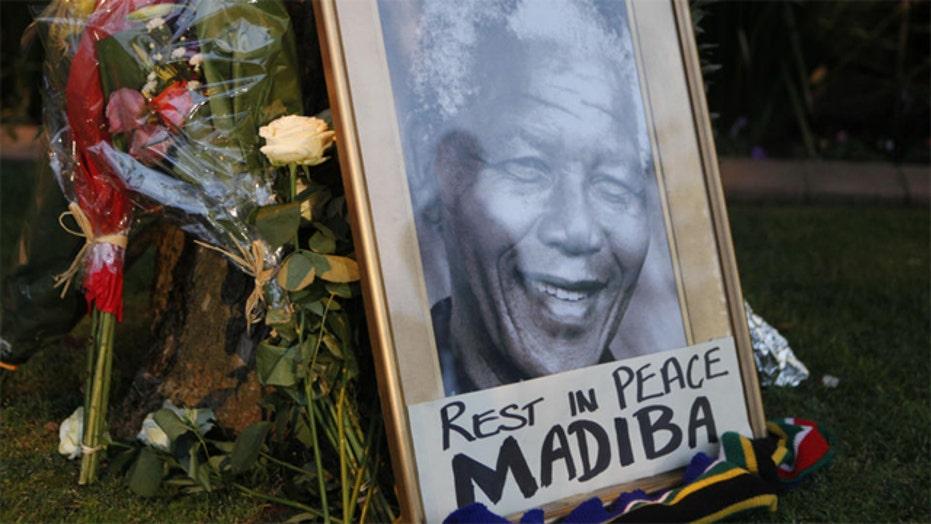 Nelson Mandela - lessons of hardship to hope