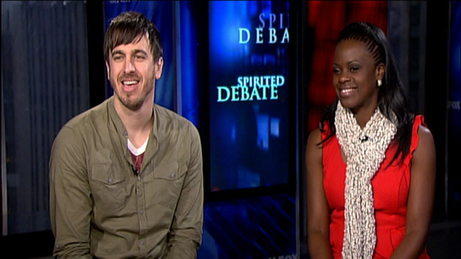 Christian music duo spread God's message in debut album