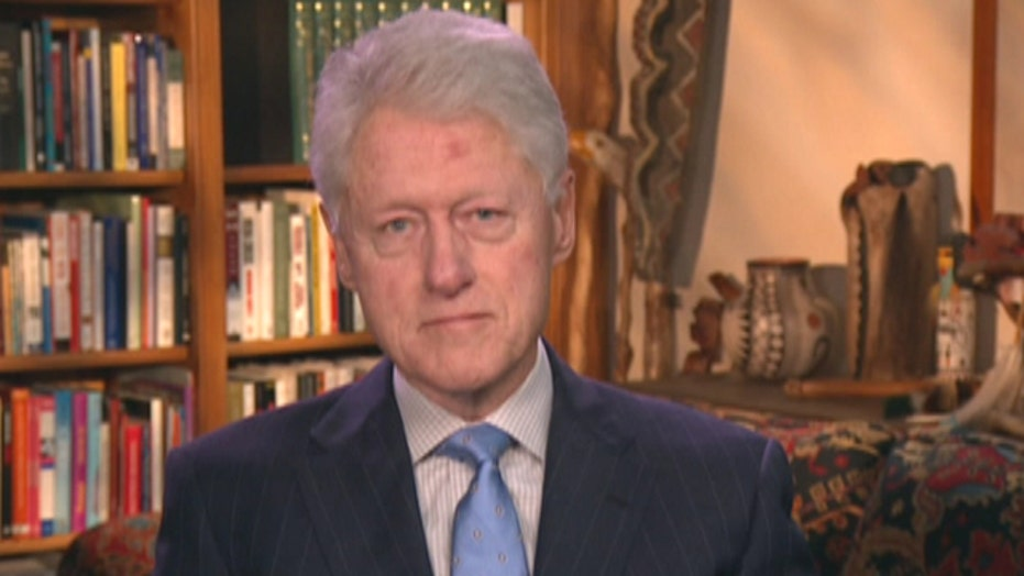 Bill Clinton remembers Nelson Mandela