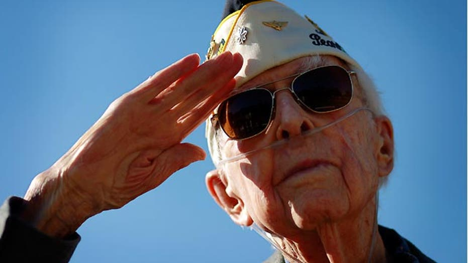 Heroes remembered on Pearl Harbor's 71st anniversary