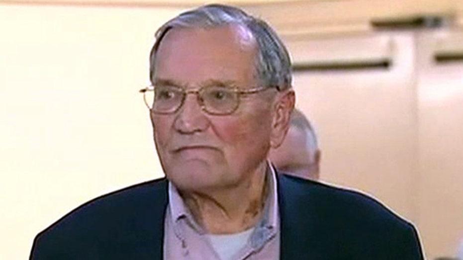 Detained war veteran lands in San Francisco
