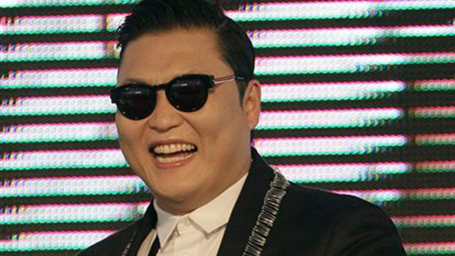 'Gangnam' rapper once sang out against U.S.