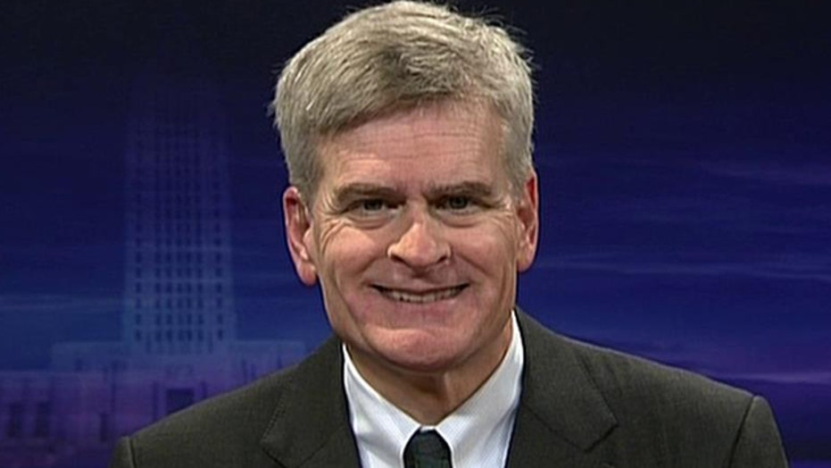 Rep. Cassidy speaks out after Senate runoff victory