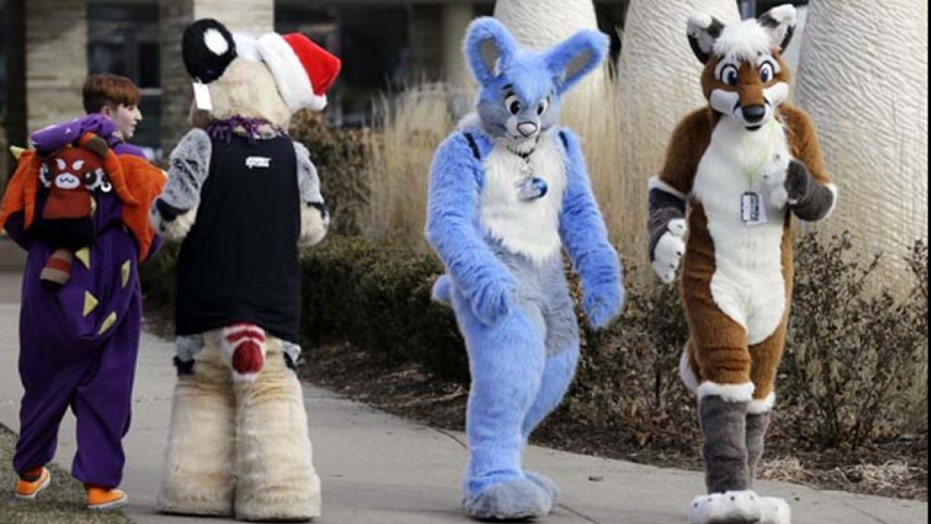 'Intentional' gas release sickens 19 at 'furries' convention