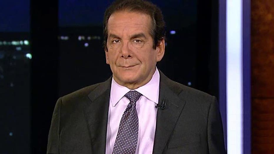Krauthammer: 'What exactly is to gain here?'