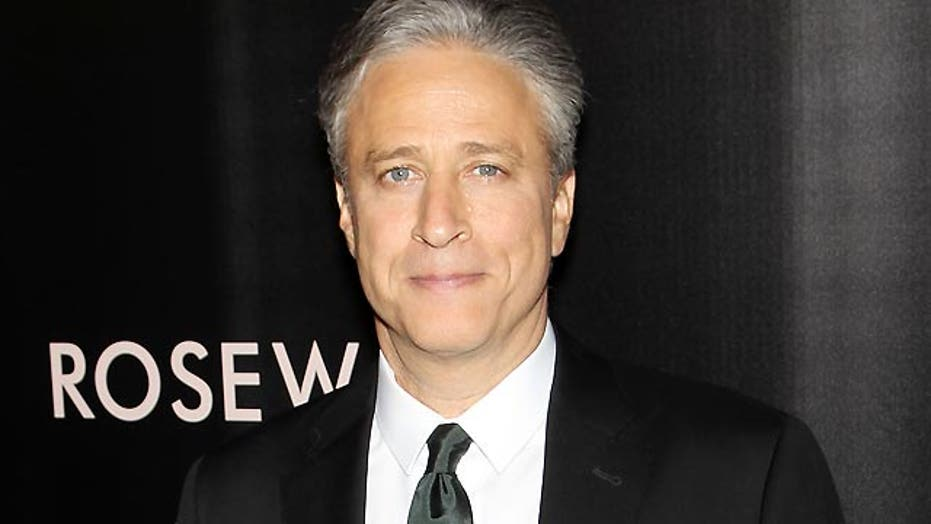 Jon Stewart apologizes for error in police shootings segment