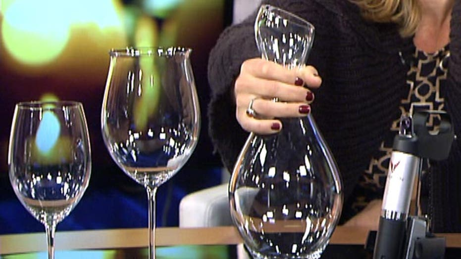 Wine gifts they will actually use
