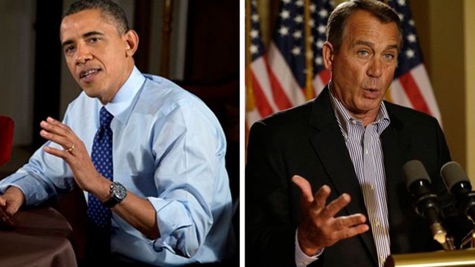 Will lack of compromise push us over the fiscal cliff?