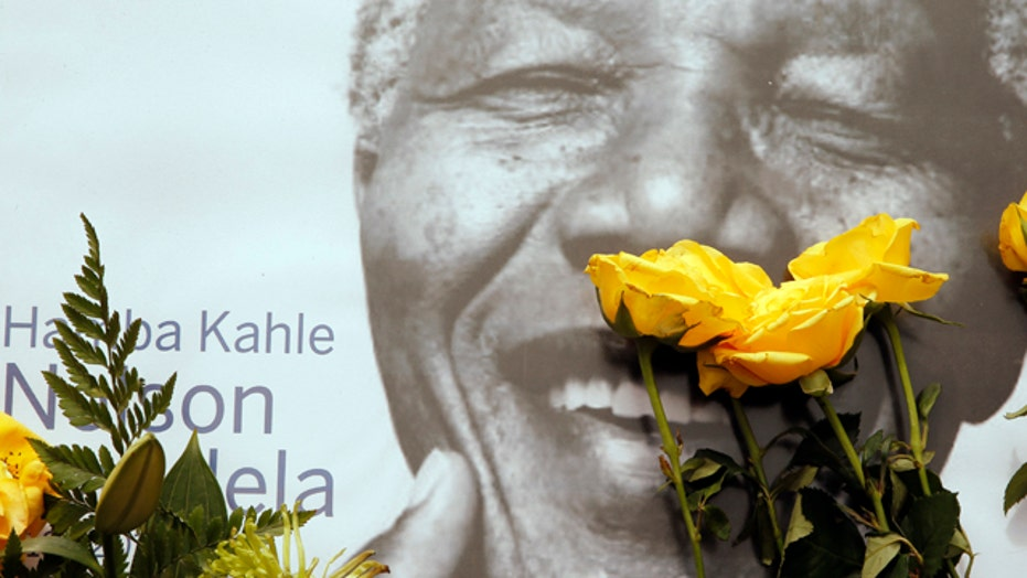 World leaders to pay tribute to Nelson Mandela