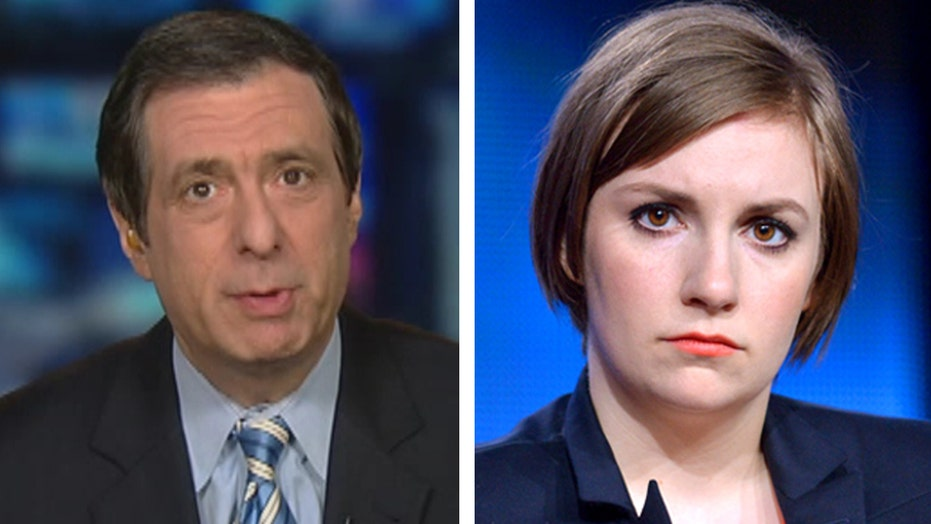 Kurtz: Lena Dunham is her own worst enemy