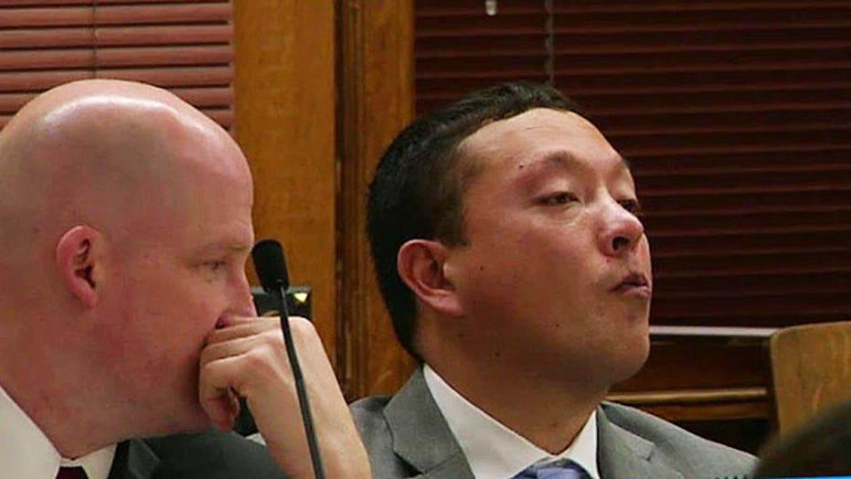Witness to fatal shooting of exchange student testifies