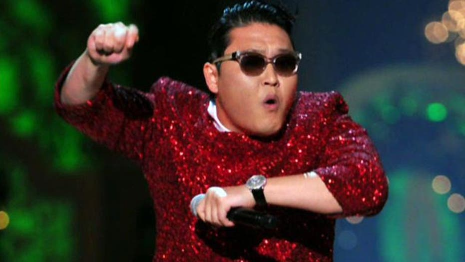 Psy gets a pass