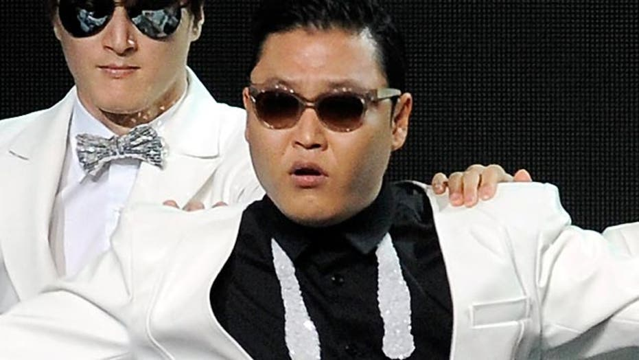 No PSY of relief in rapper controversy