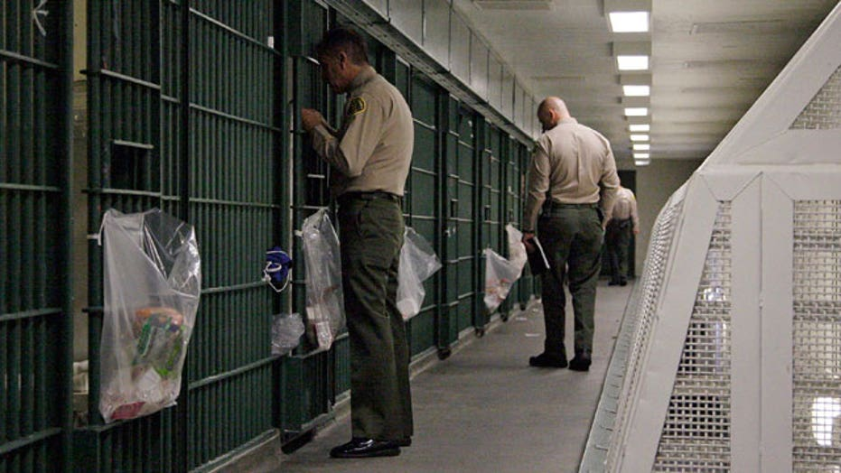 Los Angeles Sheriff's deputies arrested in prison abuse case