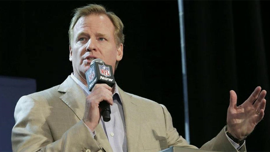 NFL commissioner Roger Goodell to unveil new conduct rules