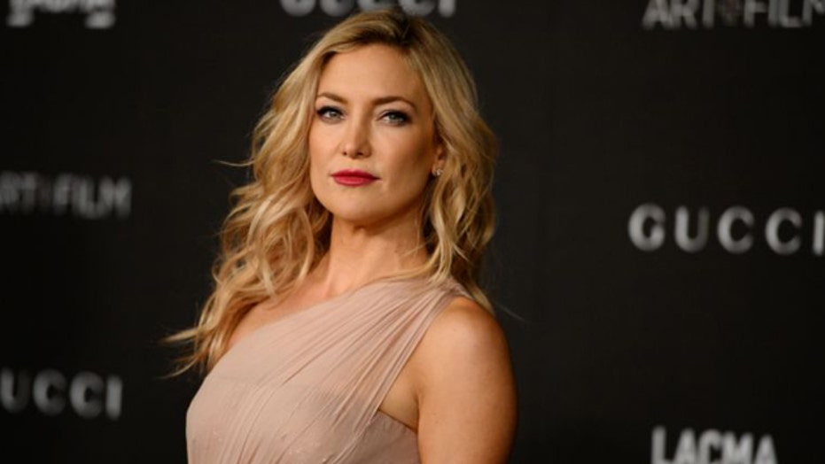 Kate Hudson moves on, fast