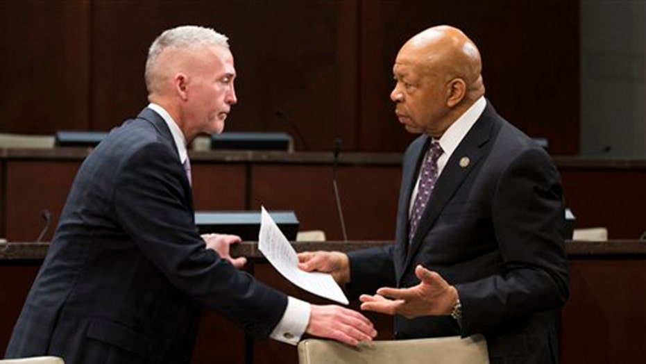 Select House committee hold second Benghazi hearing