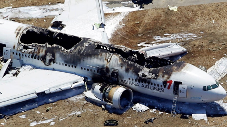 NTSB holds hearing to review Asiana Airlines crash