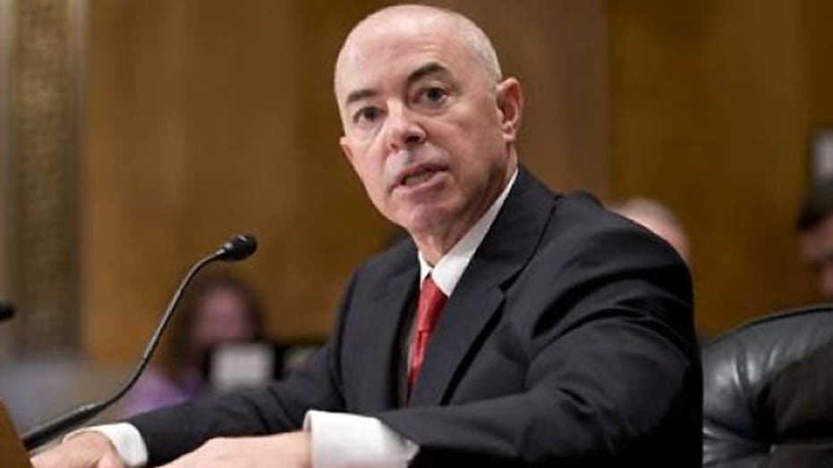 Trouble for DHS nominee?