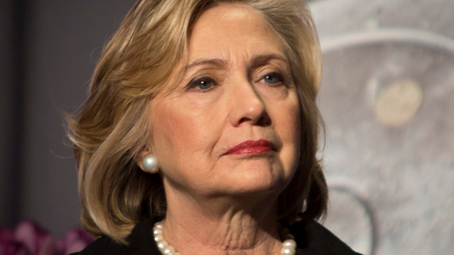 State Dept. 'stonewalling' AP requests for Clinton's files