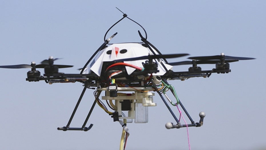 Get set for more commercial drone flights?