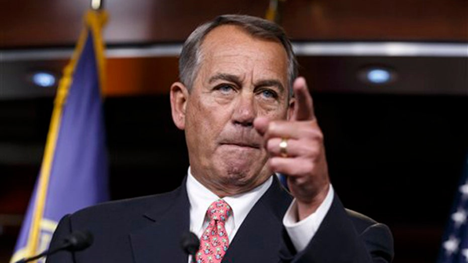 Is the Tea Party losing influence in Congress?