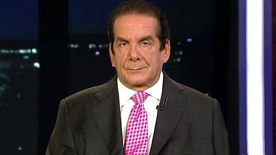 Krauthammer discusses intelligence report on CIA
