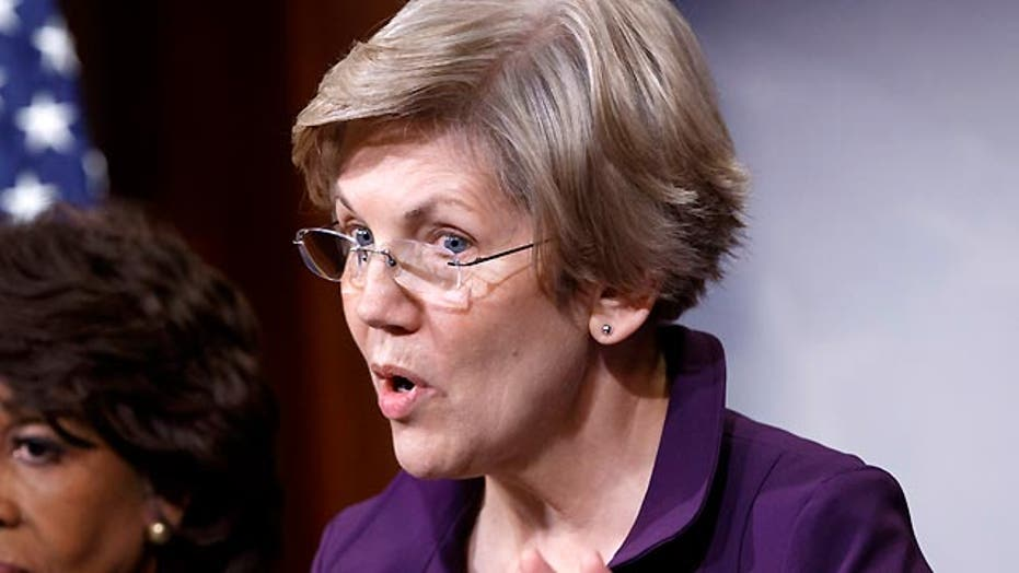 Will Elizabeth Warren torpedo the budget bill?