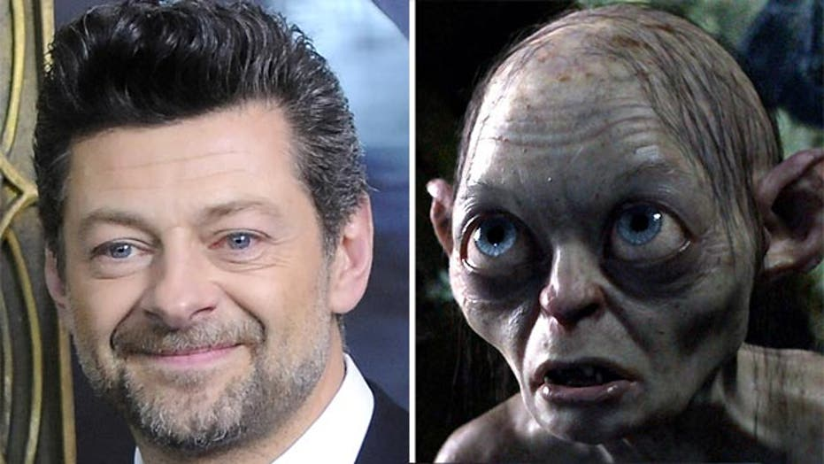 The many faces of Andy Serkis