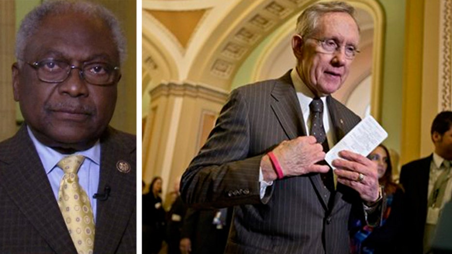 Rep. Clyburn: Democrats have laid out budget cuts