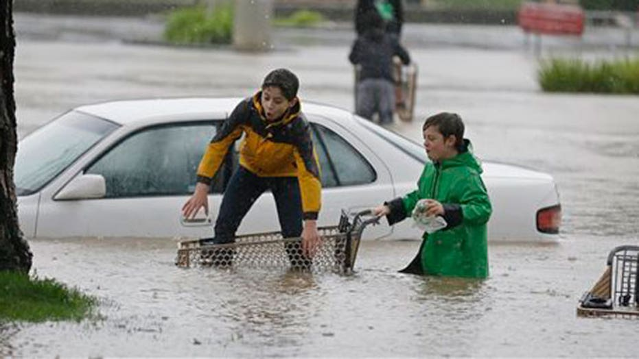 'Pineapple Express' brings flooding, power outages across CA