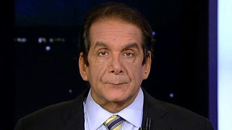 Krauthammer: Warren Opposition to Spending Bill