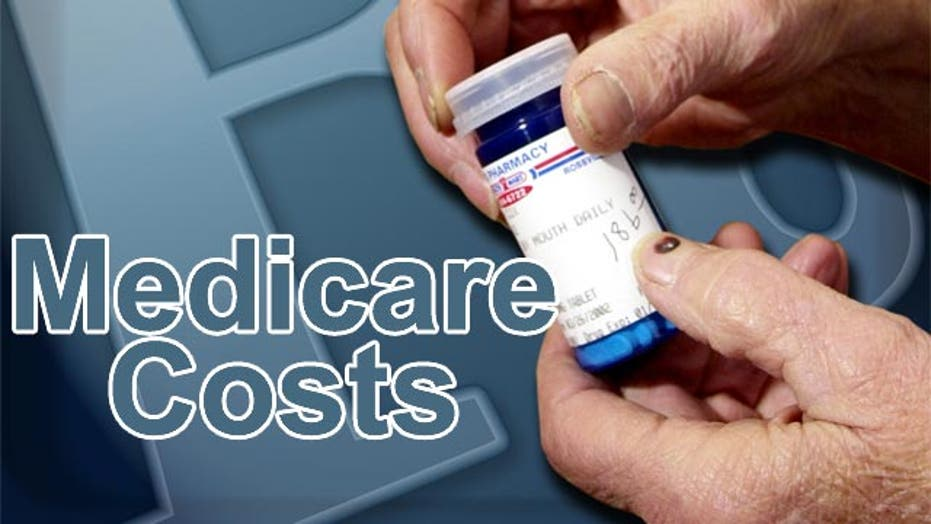 Past, present, future of Medicare spending