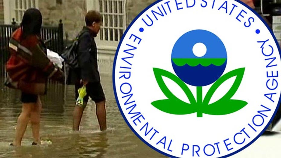 EPA going too far in Virginia?