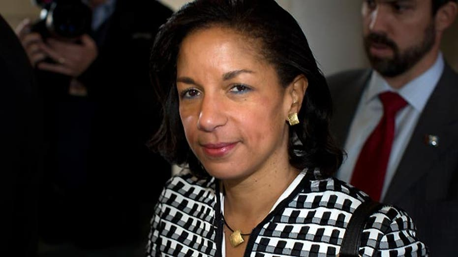 Amb. Rice withdraws name for secretary of state