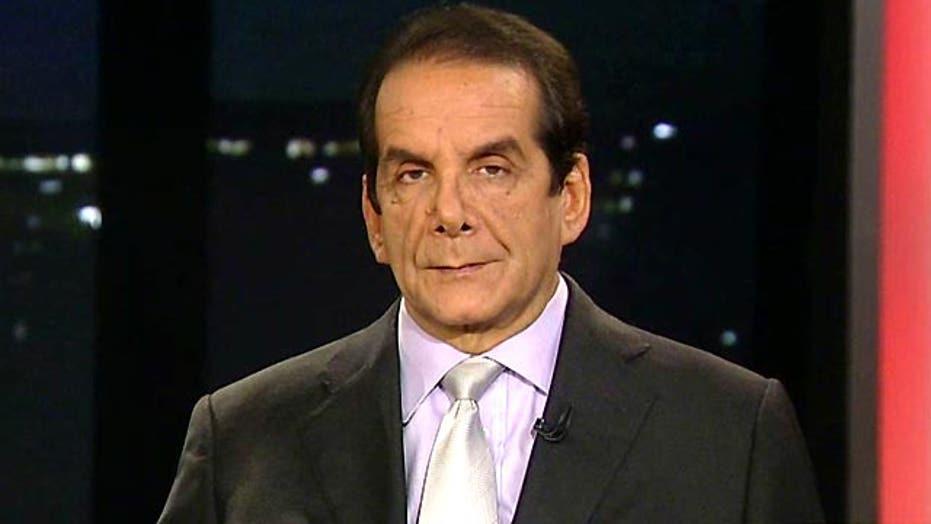 Krauthammer: On Obamacare
