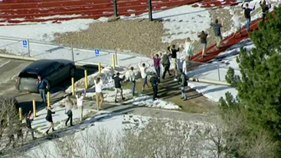 Security officer: Incident at school in Centennial, Colo.