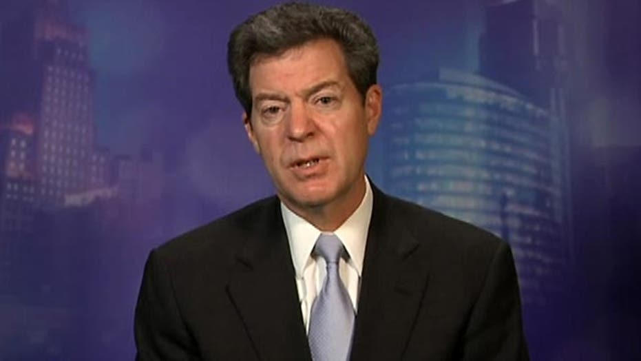 Gov. Brownback: Homegrown terrorism can happen anywhere