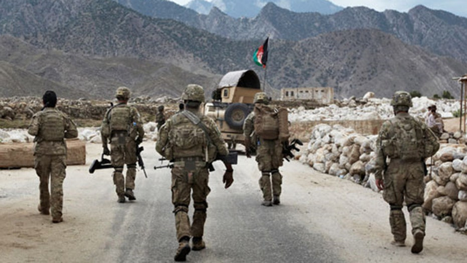 Wrong time to withdraw more US troops in Afghanistan?
