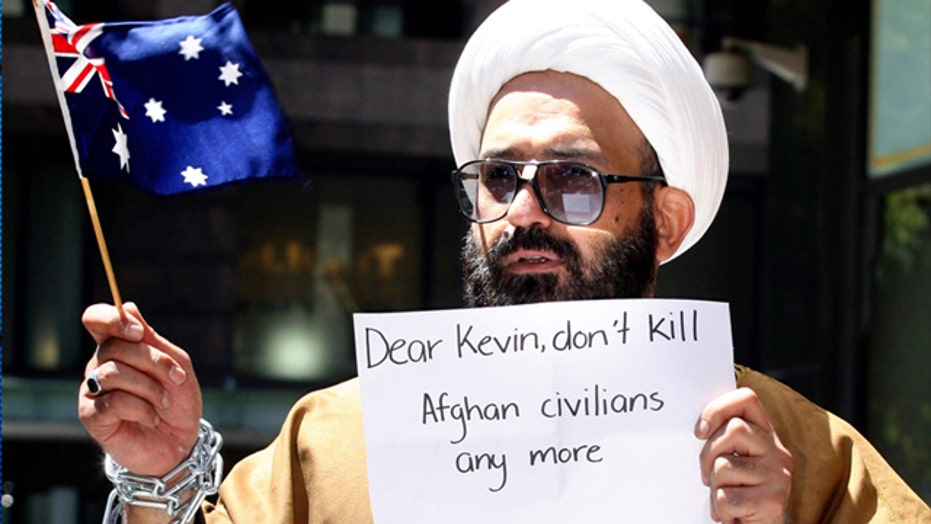 Is there a terror connection to Man Haron Monis?