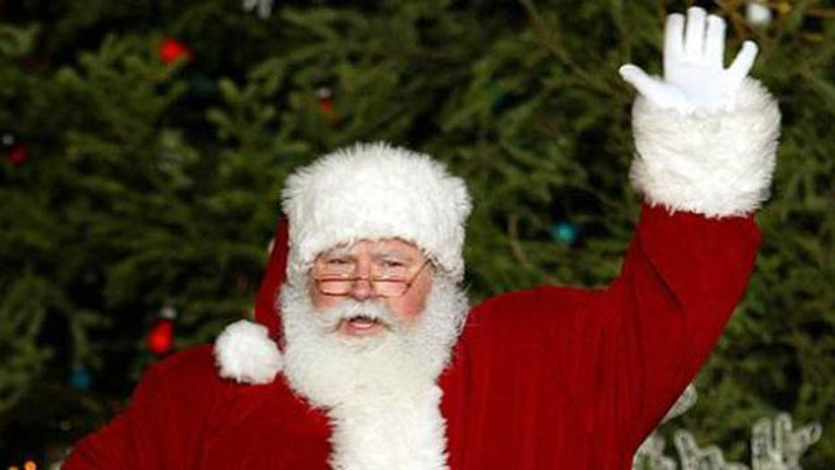 Santa booted from school concert