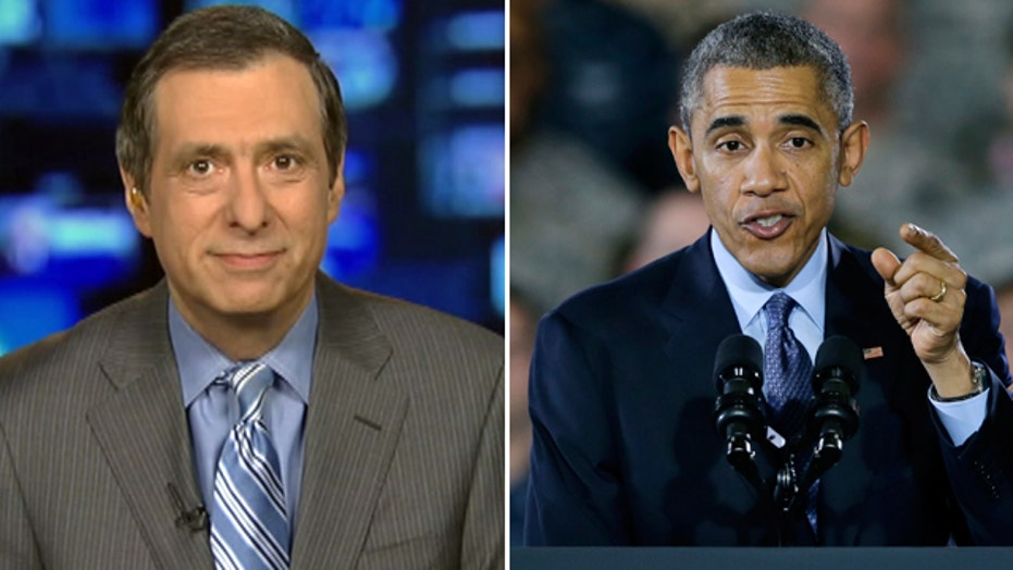 Kurtz: Pundits pushing presidential progress