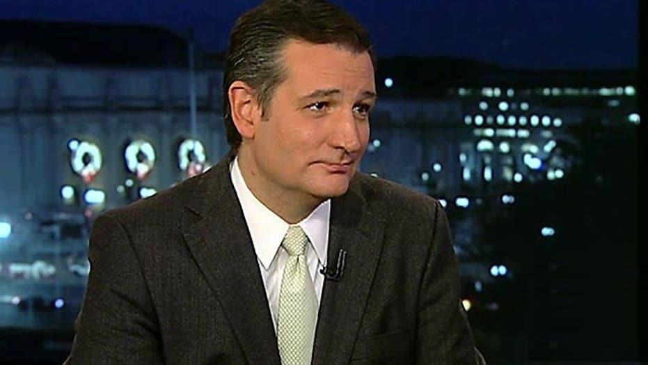Cruz: It was critical to vote on 'unconstitutional amnesty'