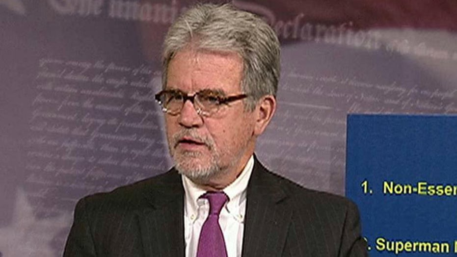 Sen. Coburn releases annual report exposing government waste
