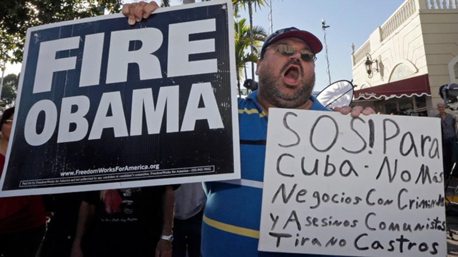 Critics blast president on US-Cuba prisoner swap
